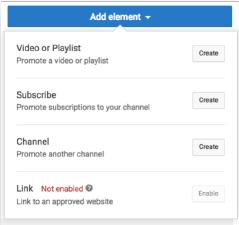 Youtube Kartlar