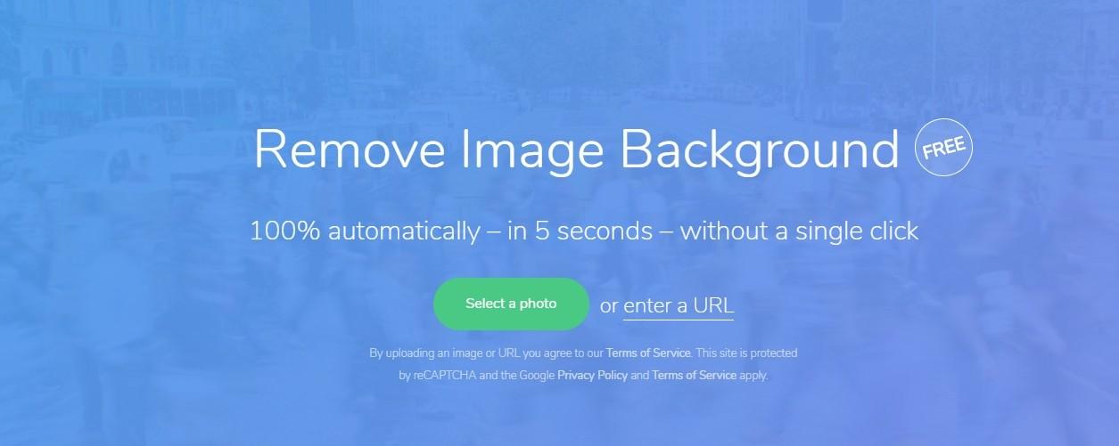 Remove Image Background -RemoveBG